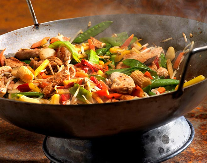 Chicken Stirfry