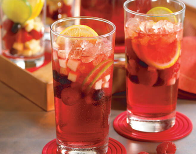 Frest Fruit Sangria